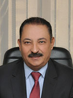His Excellency, Eng. Ghazi Al-Jobor