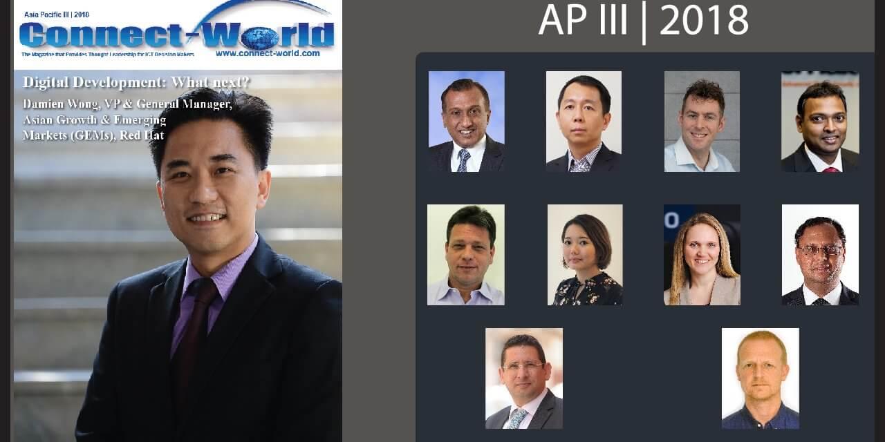 Asia-Pacific III 2018