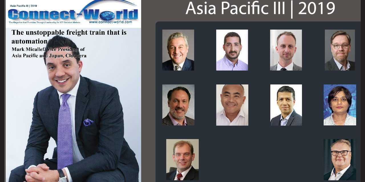 Asia Pacific III | 2019